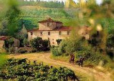 Tuscany Beautiful. I expect great food and wine and walks.