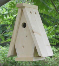 English Tudor Birdhouse Kit by HomeTidingsLLC on Etsy