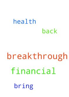 Please help with prayers I need financial breakthrough. - Please help with prayers I need financial breakthrough. I also pray that God bring back my health in Jesus name.  Posted at: https://prayerrequest.com/t/NW0 #pray #prayer #request #prayerrequest