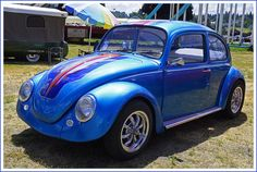 tricked out vw bug