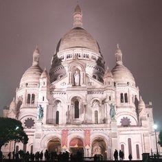 Paris--instantly amazing. #travel #paris #sacrecouer #montmartre #europe #vacation #landmark #parislife #parislove