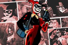The Hidden Story of Harley Quinn and How She Became the Superhero World's Most Successful Woman