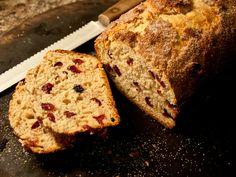 King Arthur Flour Cinnamon Cranberry Bread