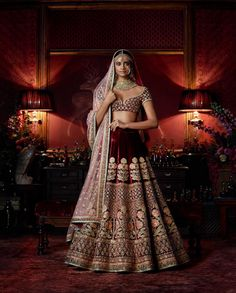 Sabyasachi bridal collection. ...love it