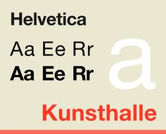 Helvetica arguably one of the most popular font used by designers. It's simplicity makes it very versatile and extremely legible. (Developed by Max Miedinger in 1957 with Eduard Hoffman, for the Haas Typefoundry.)