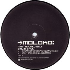 Moloko - Sing It Back at Discogs Singing, Posters, Album, Songs, The Originals, Poster, Song Books, Billboard, Card Book