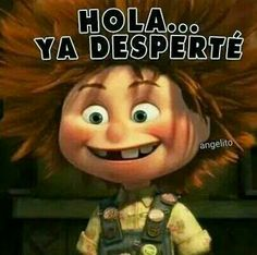 This makes me laugh every time I see this picture! Spanish Jokes, Funny Spanish Memes, Mexican Humor, Good Morning Good Night, Funny Faces, Disney Love, Just For Laughs, Laugh Out Loud, Haha