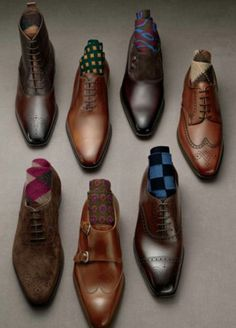 The Best Men's Shoes And Footwear : Match the right shoe with the right outfit. Black shoes go with almost every col… Sock Shoes, Men's Shoes, Shoe Boots, Shoes Men, Shoes Style, Men Dress Shoes, Brown Shoes Outfit, Dress Man, Male Shoes