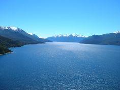 Lago Nahuel Huapí-  Argentina