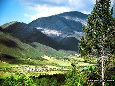 Sierra de Arteaga, Coahuila, México - Arteaga Sierra, Coahuila, Mexico.