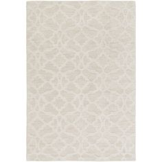 Found it at Joss & Main - Dylan Handmade Ivory Area Rug- $298.95
