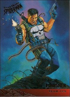 Punisher ('95 Team-Ups)