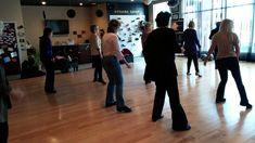 GLORIA, an Ultra-Beginner line dance