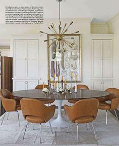 Modern Classics: Eero Saarinen's Tulip Table