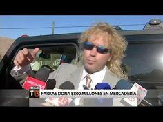 leonardo farkas   Leonardo Farkas dona $800 millones en mercadería a zonas afectadas ...