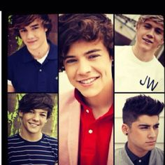 One direction. My love