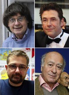 L'équipe de Charlie Hebdo se réunit pour préparer le prochain numéro. Des nouvelles de Charlie Hebdo, données par Luce Lapin, chroniqueuse sur les animaux au journal, et qui, par miracle - elle se trouvait dans un bureau à côté pour finir un travail urgent...
