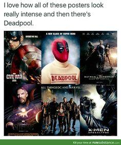Movie posters...flyers...propaganda