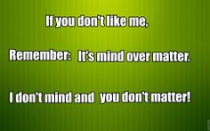 Mind Over Matter Quotes | HILARIOUS IMAGES Of THE WEEK