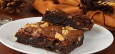 Eggless Brownie is a popular Indian Dessert