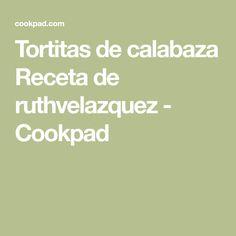 Tortitas de calabaza Receta de ruthvelazquez - Cookpad