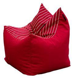 Мягкие пуфики Чушка. Компактные бескаркасные кресла-мешки с высокой посадкой с отличной поддержкой поясницы Bean Bag Lounge Chair, Bean Bag Pattern, Diy Bean Bag, Kids Bean Bags, Bin Bag, Sewing Pillows, Diy Chair, Chair Upholstery, Floor Cushions