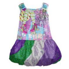 Desigual summer bubble dress - TrendyBrandyKids - European trendy clothes for boys and girls. Catimini, Desigual, Deux par Deux, Diesel, Halabaloo, Ikks, Jean Bourget, Marese, Me Too, Mim Pi, Pom Pom Casual.
