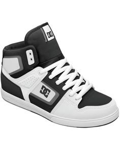 DC Shoes - Mens Rob Dyrdek Factory Lite HI Shoe. They may be men's but I would totally rock these