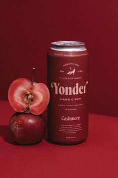 Even If You Don't Like Cider, Yonder Cider's Packaging Might Convince You Otherwise