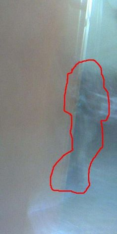 Pic was submitted by Australian ghost hunters