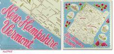 New Hampshire Vermont hankie - Google Search