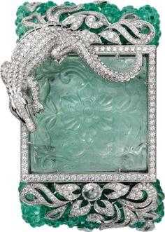 Cartier Haute Joaillerie watch.                              …