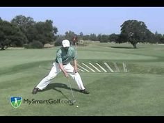 Golf instruction - Pitch shot, understanding the bounce - YouTube