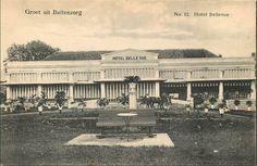 Hotel Bellevue, Buitenzorg Bellevue Hotel, Dutch East Indies, Dutch Colonial, Bogor, Old Photos, Paris Skyline, 19th Century, Past, History