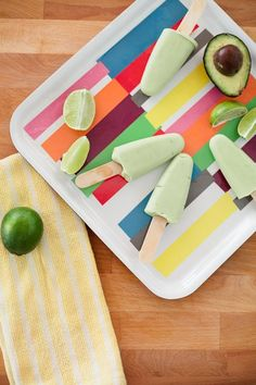 Tropical Avocado Pop