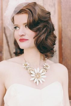 Vintage inspired shoot | Cece + Honey Photography / Bridal Musings