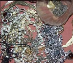 How Do You Clean Old Costume Jewelry?