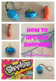 how to upcycle Shopk