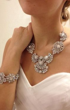Bridal Necklace :: Stunning!