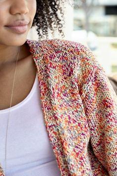 Ravelry: Kennebunk Cardigan pattern by Vladimir Teriokhin Easy Sweater Knitting Patterns, Knit Cardigan Pattern, Hoodie Pattern, Knitting Kits, Knit Patterns, Free Knitting, Knitting Projects, Knit Shrug, Ravelry