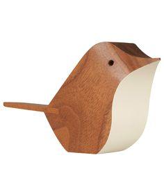 White Walnut Bird | Home Decor | Liberty.co.uk