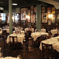 Joe Allen restaurant London