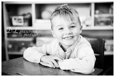 fall preschool portraits - Google Search