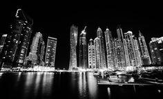Dubai Marina by Andrea Zavagnin on 500px #dubai #luxury #uae
