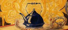 Charles Doudelet e Benvenuto Benvenuti: un sodalizio tra Gand e Antignano - MeloBox Charles Doudelet (Belgian, 1861 – 1938) Teapot, 1907