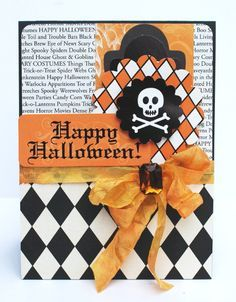 1000+ images about Cards - Halloween , Tags, ATC's on Pinterest ...
