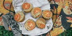 Want some more savoury muffin inspo? Check out these IQS Pumpkin + Goat's Cheese Muffins.