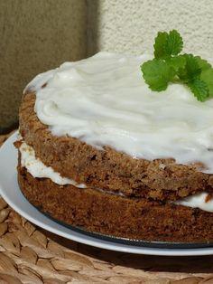 Kouzlo mého domova: Mrkvový dort Baking, Cake, Food, Bakken, Kuchen, Essen, Meals, Backen, Torte