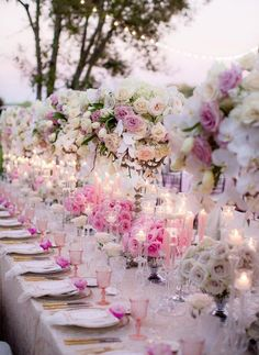 Wedding reception centerpiece idea; Featured Planner: Crown Weddings and Events