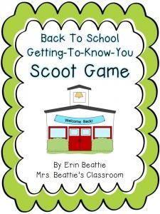 Welcome Back To School SCOOT Partner Game-Promotion ends at 11:59:59 CST on 8-17-2013